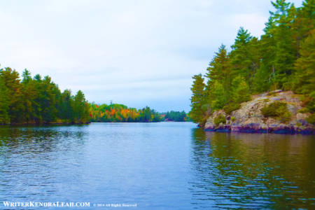 The Islands of Namakan Lake, Voyageurs National Park