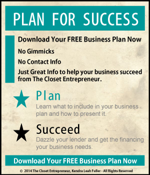 Download Your FREE Business Plan